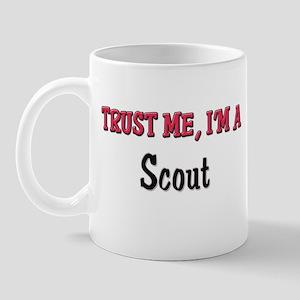 Trust Me I'm a Scout Mug