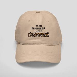 Engineer Need Coffee Cap