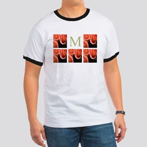 Photo Block and Monogram by LH T-Shirt