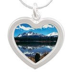 Relaxin' at Lassen Necklaces