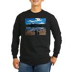 Relaxin' at Lassen Long Sleeve T-Shirt