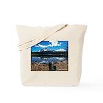 Relaxin' at Lassen Tote Bag