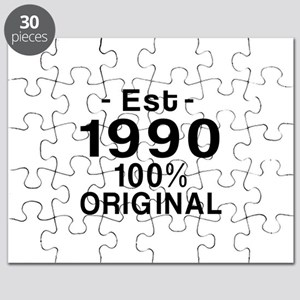 Est 1990 Puzzle
