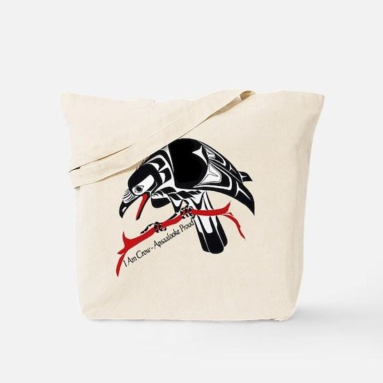 Crow - Apsaalooke Tote Bag