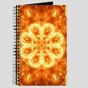Inferno Mandala Journal