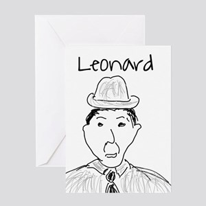 Leonard Greeting Cards
