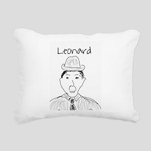 Leonard Rectangular Canvas Pillow