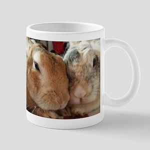 Pon_Nana Square Mugs