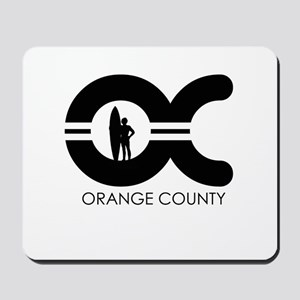 OC (Orange County) ~  Mousepad