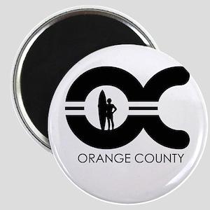 OC (Orange County) ~ Magnet