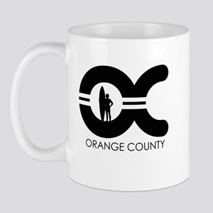 OC (Orange County) ~  Mug