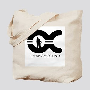 OC (Orange County) ~  Tote Bag