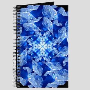 Ice Formation Mandala Journal