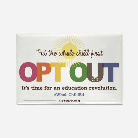 Opt Out 2017 Magnets