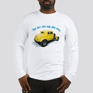Yellow Duece Coupe Long Sleeve T-Shirt