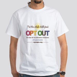 Square 2017 Opt Out T-Shirt