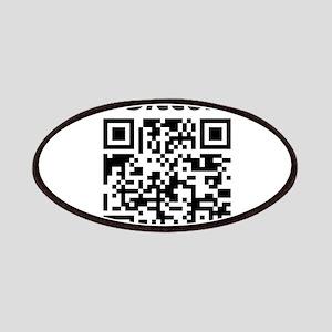 Bitcoin QR Code Patch