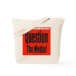 Question Media Tote Bag