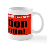 Question Media Mug
