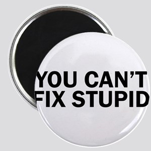 you cant fix stupid funny hilarious, Magnets