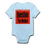Question Media Infant Bodysuit