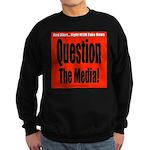 Question Media Sweatshirt (dark)