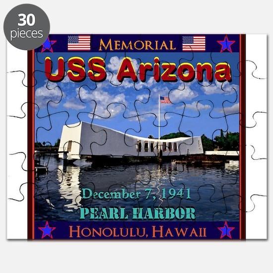 USS Arizona Puzzle