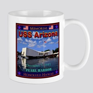 USS Arizona Mugs