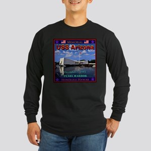 USS Arizona Long Sleeve T-Shirt