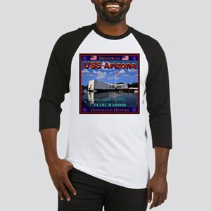 USS Arizona Baseball Jersey