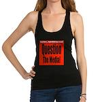 Question Media Racerback Tank Top