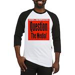 Question Media Baseball Jersey