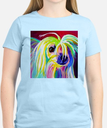 Chinese Crested copy crop.jpg T-Shirt