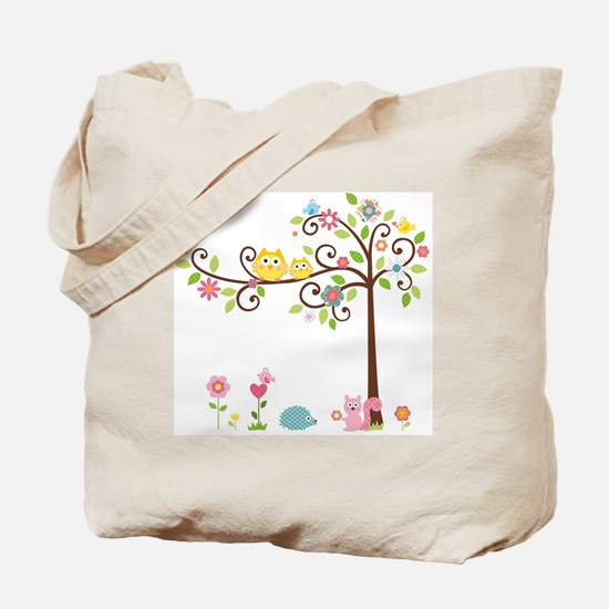 familytree.jpeg Tote Bag