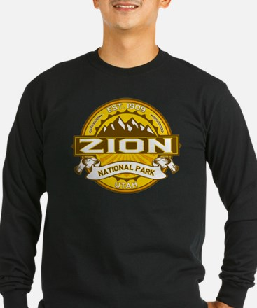 Zion Goldenrod Long Sleeve T-Shirt