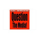 Question Media 35x21 Wall Decal