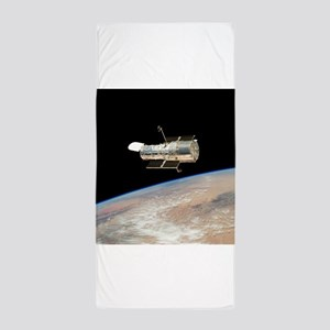 Hubble Space Telescope Beach Towel
