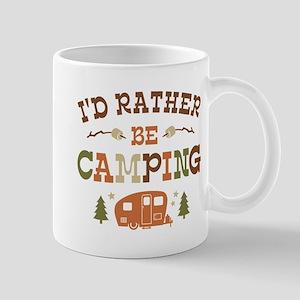 Rather Be Camping C1 Mug