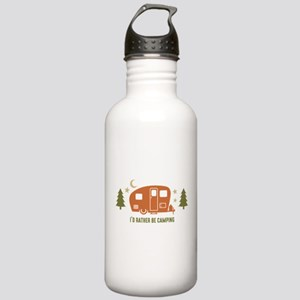 Rather Be Camping C3 Stainless Water Bottle 1.0L