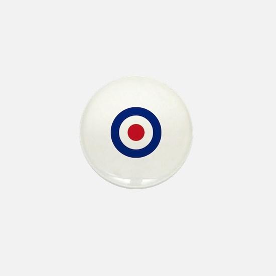 Funny Lambretta Mini Button