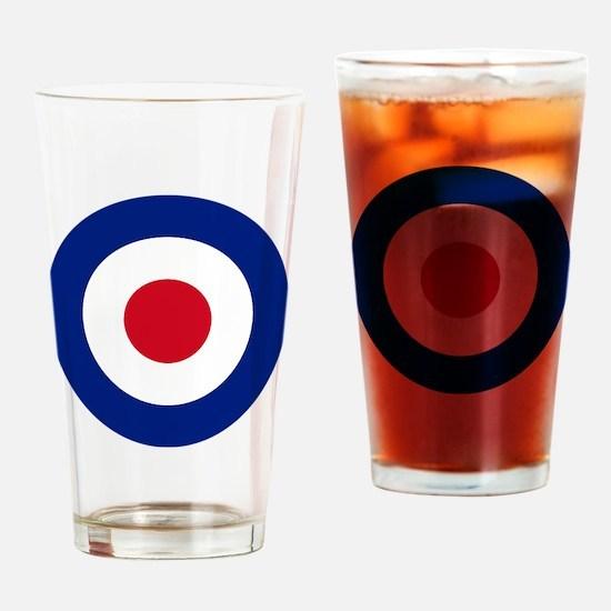 Unique 1960 s Drinking Glass
