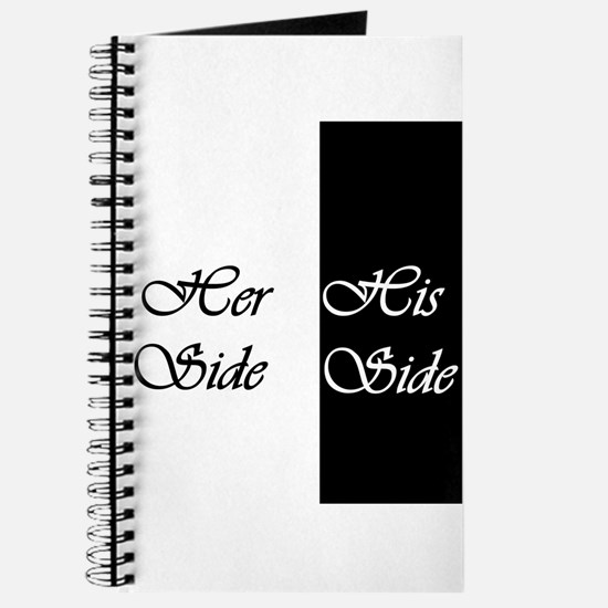 Her Side His Side Journal
