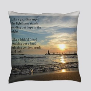 Lighthouse Everyday Pillow