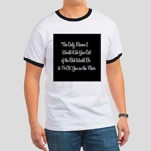 Naughty: F*ck on the floor T-Shirt