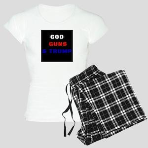 God Guns & Trump Pajamas