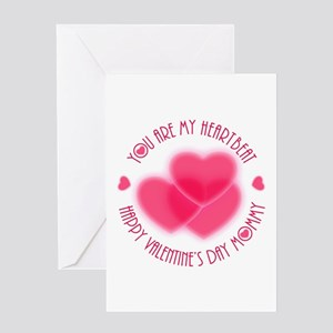 Happy Valentine's Day Mommy Greeting Cards