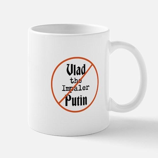 Vlad the impaler, Putin Mugs