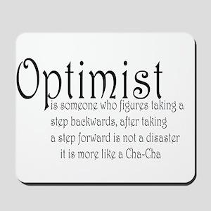 optimist Mousepad
