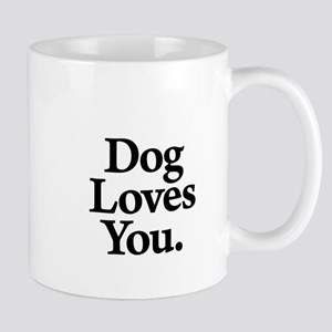Dog Loves You Mug Mugs