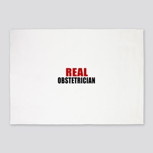 Real Obstetrician 5'x7'Area Rug